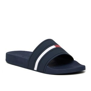 d7c94e320a61 Tommy Hilfiger Shoes - Mens Tommy Hilfiger Ennis Slides Men